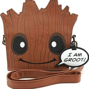 Loungefly  9  Marvel Guardians Galaxy Groot